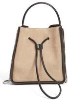 3.1 Phillip Lim 'Small Soleil' Bucket Bag - Beige
