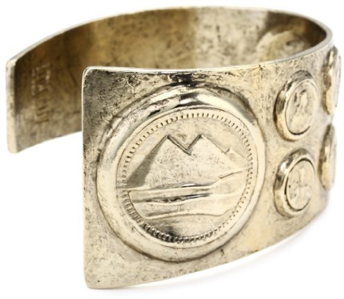 Low Luv x Erin Wasson by Erin Wasson Multi Coin Tapering Cuff Bracelet