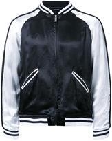 Christian Dada zipped sports jacket
