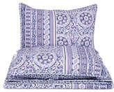 Jessica Simpson Three-Piece Mosaic Border Quilt Set