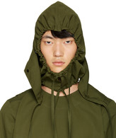Craig Green Green Layered Hood