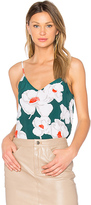 Equipment Layla Floral Cami in Blue. - size L (also in )