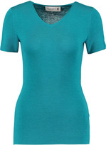 Pringle Wool, silk and cashmere-blend top