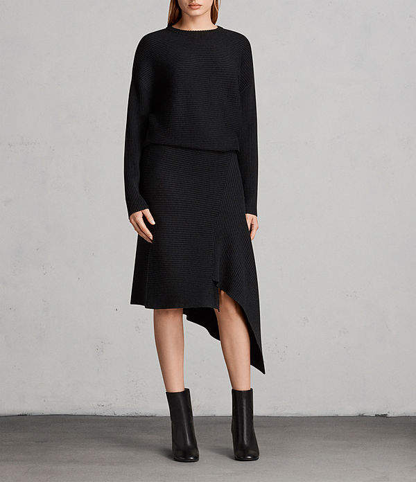 AllSaints Eva Short Dress