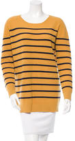 The Row Striped Knit Sweater
