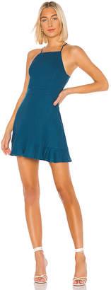 BCBGeneration Flounce Dress