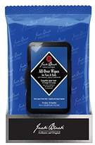 Jack Black All-Over Wipes for Face & Body (30 towelettes)