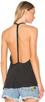 Lanston Y Back Cami in Black. - size S (also in )