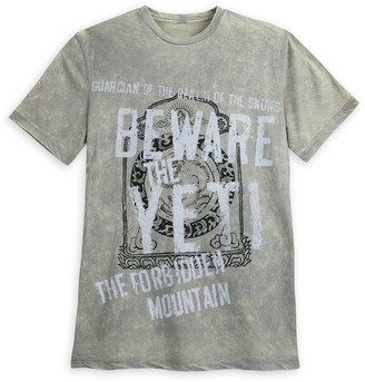 Disney Yeti T-Shirt for Adults Expedition Everest