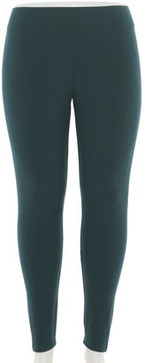 Sonoma Goods For Life Plus Size Cozy Wide-Waistband Leggings