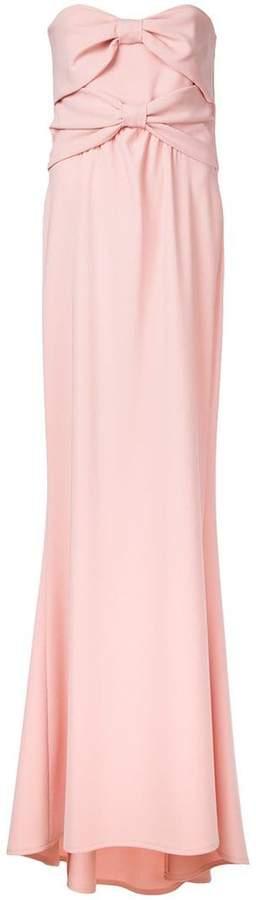 Moschino long evening dress