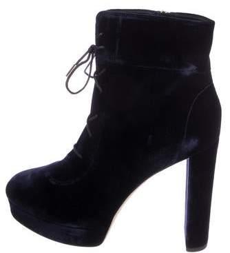 5b0916fd6ed6 Jimmy Choo Blue Women's Boots - ShopStyle