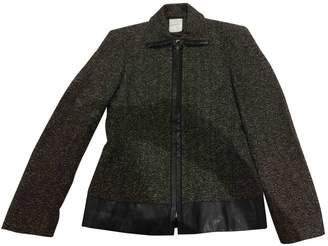 Cerruti \N Brown Synthetic Jackets