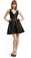 Z Spoke Zac Posen Black Cat Dress