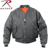Rothco MA-1 Flight Jacket, - 2X Large