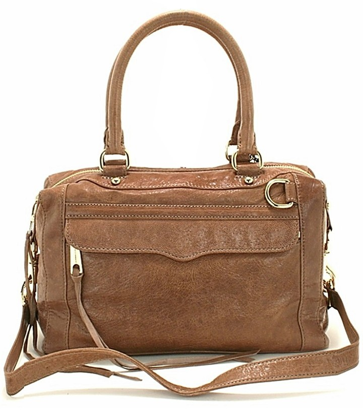 Rebecca Minkoff Morning After Mini - Taupe