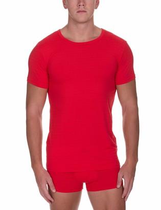 Bruno Banani Men's Shirt Check Line 2.0 Undershirt