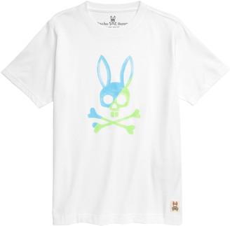 Psycho Bunny Kids' Andover Graphic Tee