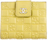 Chanel Precious Symbols Compact Wallet
