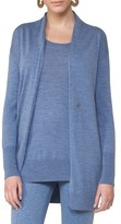 Akris Punto Women's Long Wool Cardigan