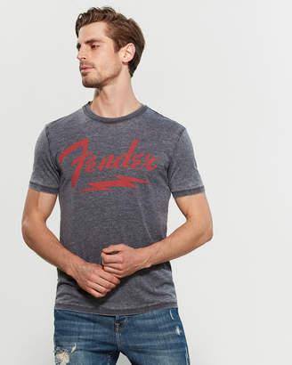 Lucky Brand Fender Lightning Short Sleeve Tee