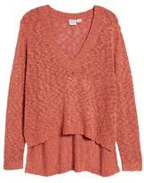 Somedays Lovin Fading Light Split Hem Sweater
