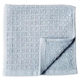 UCHINO Solid Waffle Pile Washcloth