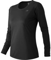 New Balance Women's Accelerate Long Sleeve WT53142