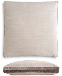 Kevin O'Brien Studio Double Tuxedo Stripe Decorative Pillow, 22 x 22