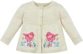 Monsoon Baby Ciara Bird Cardigan
