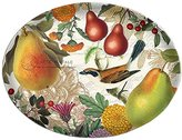 Michel Design Works Glass Soap Dish, Golden Pear
