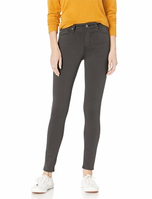 AG Jeans Women's Farrah HIGH Rise Skinny FIT Sateen Pant