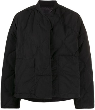Christian Wijnants quilted padded lightweight jacket