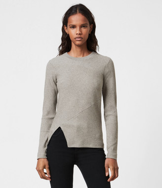 AllSaints Gia Long Sleeve T-Shirt