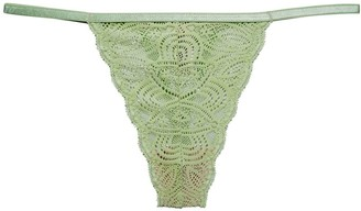 Underprotection Luna Lace Thong
