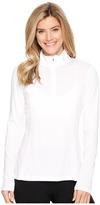 Spyder Aura Tech T-Neck Top Women's Long Sleeve Pullover