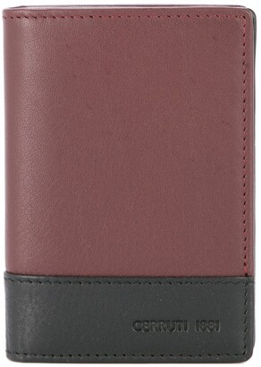 Cerruti Two-Tone Cardholder