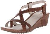 Merrell Women's Revalli Aura Post Wedge Sandal