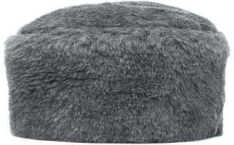 Max Mara Colby 3 alpaca and wool-blend hat
