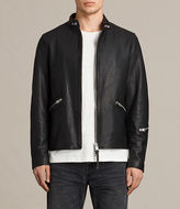 AllSaints Cruz Leather Jacket