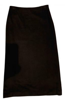 Nicole Farhi Black Cashmere Skirts