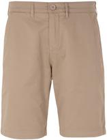 Lyle & Scott Stone Garment Dye Cotton Shorts