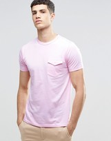 French Connection Pocket Flap T-Shirt
