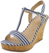 Charles by Charles David Charles By Charles D Libra Women US 9.5 Blue Wedge Sandal