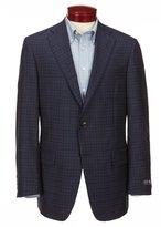 Hart Schaffner Marx Classic-Fit Plaid Wool Sportcoat