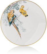 Hermes Carnets D'Equateur Bird-Illustrated American Dinner Plate