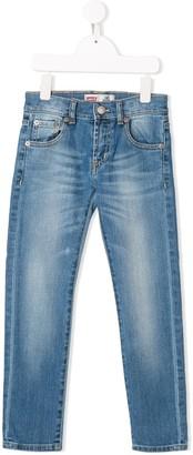 Levi's Kids 510 skinny jeans