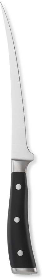Wusthof Classic Ikon Filet Knife with Leather Sheath