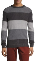 Wesc Aaron Relaxed Fit Striped Sweater