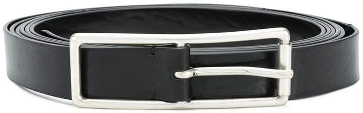 Ann Demeulemeester oversized buckle belt